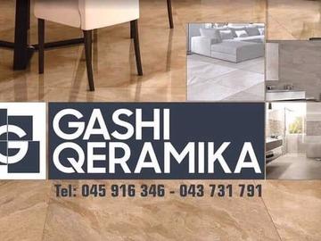 Kompani dhe Prodhusë: Gashi Qeramik
