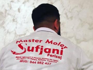 Kompani dhe Prodhusë: Master Moler Sufjani