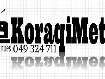 Profesionist: Koraqi Metal