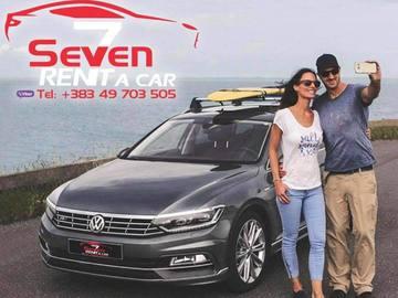 Kompani dhe Prodhusë: SEVEN Rent a Car