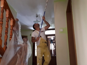 Profesionist: Moler gipser fasad knauf glet lajsne dekorimeve