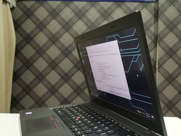 "Shes: Lenovo ThinkPad L460 14"" BUSINESS LAPTOP"