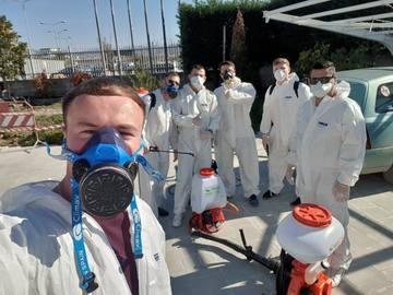 Kompani dhe Prodhusë: Dezinfektim (DDD) dhe Pastrim