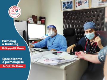 Profesionist: Ortoped-Gjinekolog-e -Pediater-Onkolog-Endokrinolog