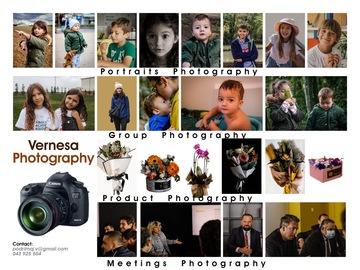 Profesionist: Fotografe