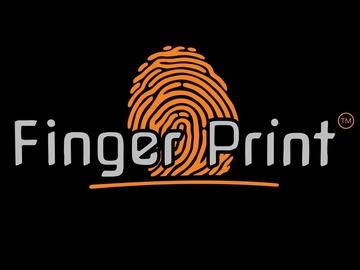 Kompani dhe Prodhusë: Printing-  Finger Print