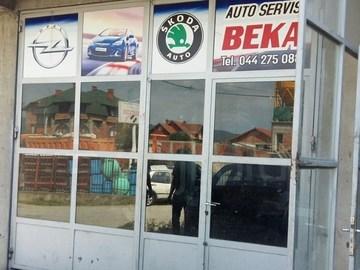 Profesionist: Auto Servis Beka