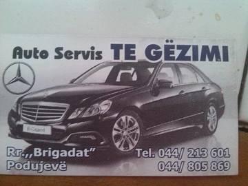 Profesionist: Auto Servis Te Gzimi