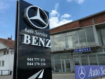 Profesionist: Auto Service BENZ