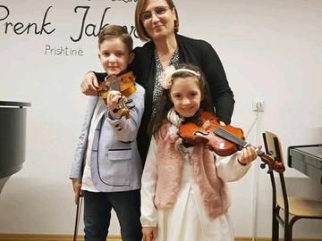 Profesionist: Pedagoge Violine