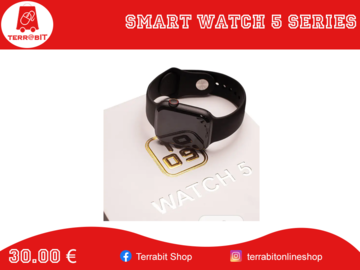 Shes: Smart Watch 5 Series