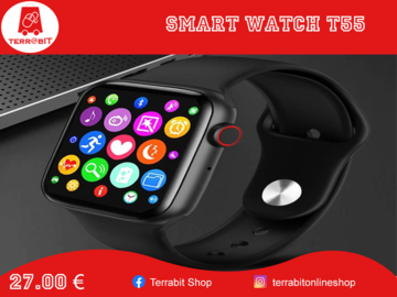 Shes: Smart Watch t55