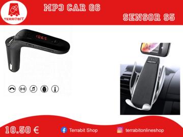Shes: Mp3 Car G6 + Smart Sensor S5