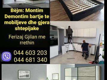 Profesionist: Monter i Mobiljev