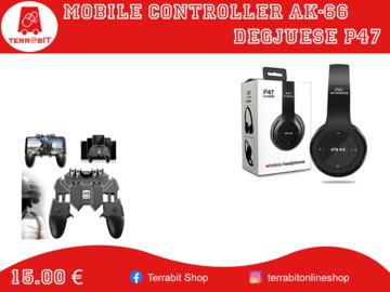 Shes: Mobile Controller AK66 + Degjuese p47