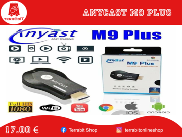Shes: AnyCast M9 Plus