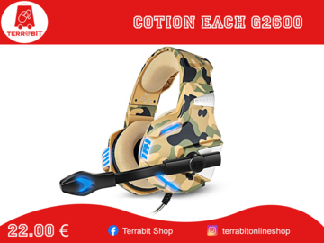 Shes: Cotion G2600
