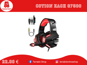 Shes: Cotion G7500