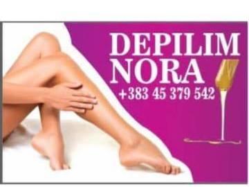 Profesionist: Sallon depilimi Nora