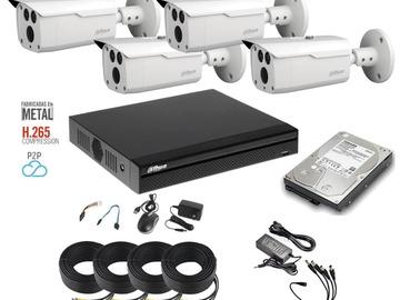 Profesionist: Sitem i kamerave dhe alarmit