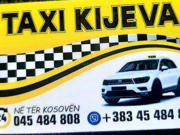 Profesionist: Taxi kijeva