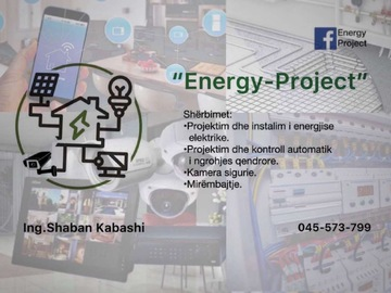Profesionist: Energy-Project