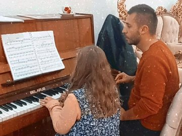 Profesionist: Pedagog i muzikes