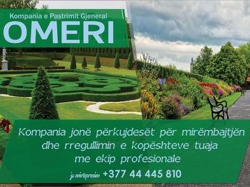Kompani dhe Prodhusë: Kompani e pastrimit Omeri