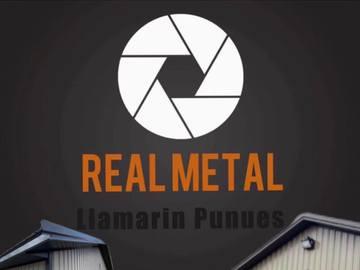 Profesionist: Llamarin punues Real Metal