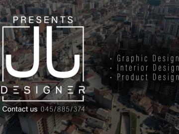 Profesionist: Bëje Shtëpinë/objektin tërheqës me JJ Studio Design