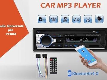 Kompani dhe Prodhusë: radio me bluetooth