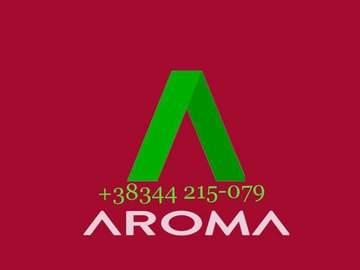 Kompani dhe Prodhusë: Kompani Pastrimi Aroma